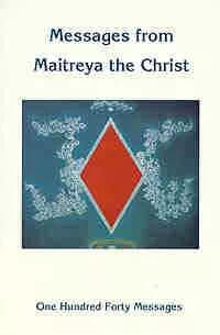 Messages from Maitreya the Christ -kirja englanniksi