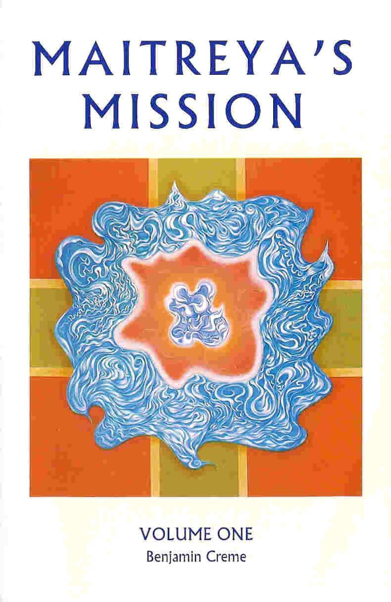 Maitreya's Mission, Volume I -kirja englanniksi