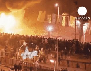 Ratsastaja valkoisella ratsulla oli Maitreyan ihme Tahrir-aukiolla
