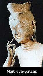 Maitreya-patsas Japanissa