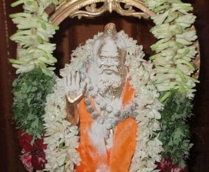 swami-premananda-patsas vibhutin peitossa