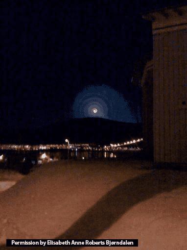 Maitreyan 'tähti', Photo by Elisabeth Anne Roberts Bjørndalen