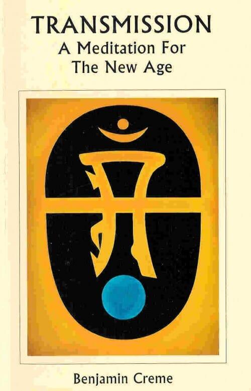 Kirjan Transmission meditation kansikuva